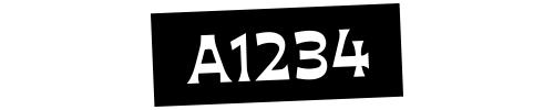 A1234